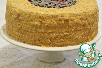 Рецепт: Торт Медовик для...