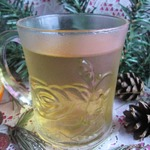 Чай из сосновой хвои и шиповника