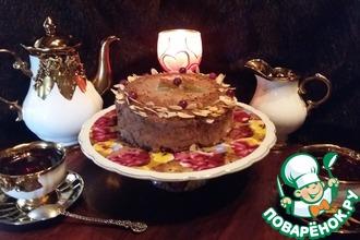 Рецепт: Домашний торт Роко