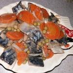 Маринованная скумбрия – кулинарный рецепт