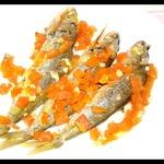 Сардины по-португальски в духовке