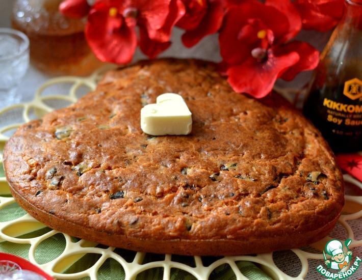 Рецепт: Печеночный кекс