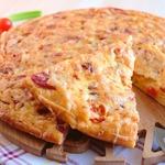 Пирог-пицца Томатная