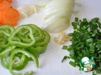 Кальмары, жаренные с острым зеленым перцем ингредиенты