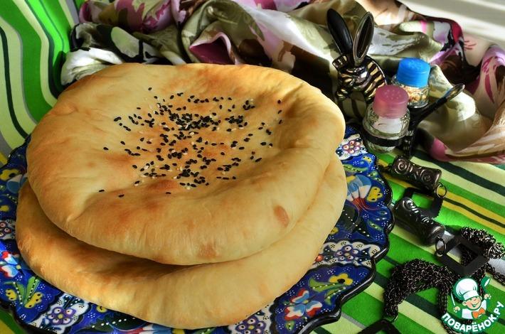 Азербайджанский чурек – кулинарный рецепт