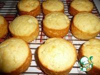 Творожные кексы ингредиенты