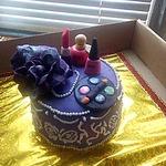 Торт с шифоновым бисквитом на соке