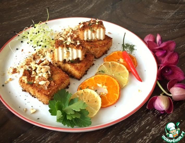 Рецепт: Жареный тофу Нежнейший