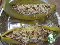 Банан фаршированный Ладья ингредиенты
