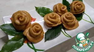 Crumpets Roses