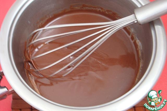 Пикантный шоколадный крем