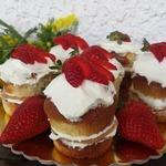 Пирожное Влюбленный маффин