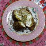 Йогуртовые блины с ананасом