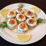 Закусочные мини-оладьи