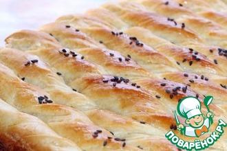 Рецепт: Пирог Сарафи