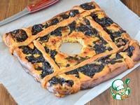 Быстрый пирог со сливочным сыром ингредиенты