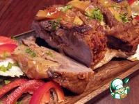 Свинина, запеченная с капустой и яблоками ингредиенты
