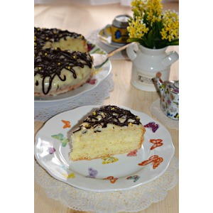 Простой торт К чаю
