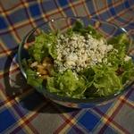 Французский пикантный салат