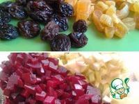 Салат Бухарский ингредиенты