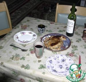 Все готово - приятного аппетита!