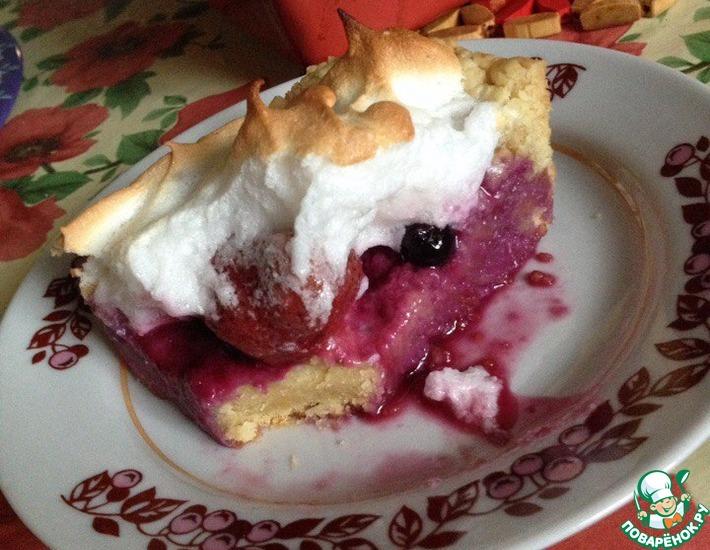 Рецепт: Десерт по-уральски