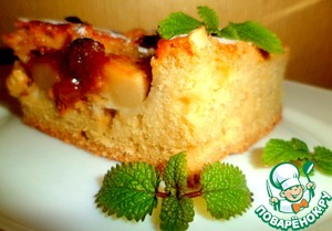 A pleasant delight in a delicious pie!