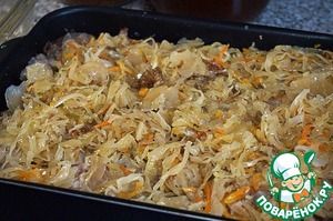 Top – again cabbage.