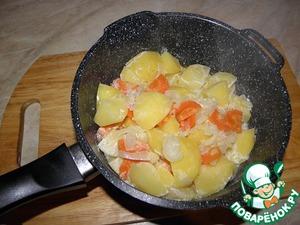 Картофель не должен развариться