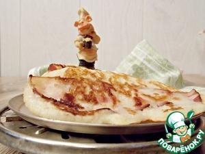 Fry on both sides until Golden brown. Serve immediately.