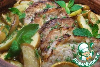 Рецепт: Свинина по-валлийски