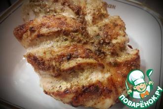 Рецепт: Ленивые куриные грудки