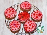 Рождественское печенье с фруктовой глазурью ингредиенты