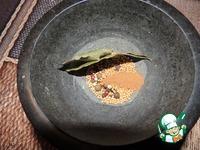 Пряные маринованные вешенки ингредиенты