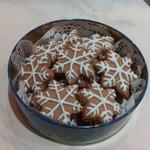 Пасхальное имбирное печенье
