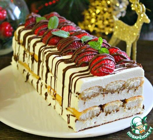 десерты без выпечки с маскарпоне