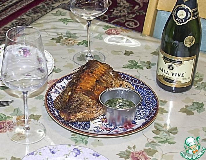 Рецепт: Жареная рыба по-тайски