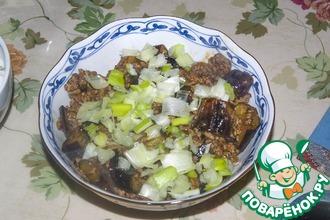Рецепт: Баклажаны Дзян-пао тъедзэ