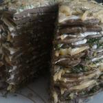 Печёночный торт Печёник
