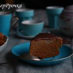 Шоколадно-тыквенный десерт В два счета