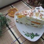 Творожный торт Волшебный
