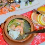 Суп рыбный Праздничный