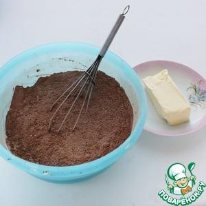 Шоколадное печенье ингредиенты