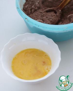 Шоколадное печенье Мука пшеничная