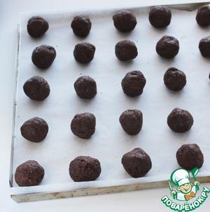 Шоколадное печенье Какао-порошок