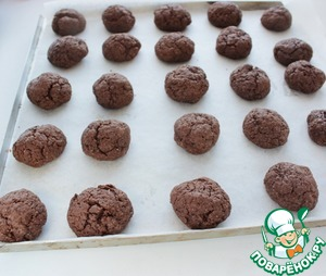 Шоколадное печенье Масло сливочное