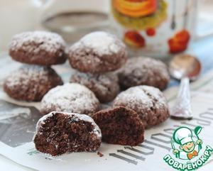 Шоколадное печенье Разрыхлитель теста