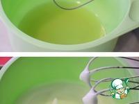 Безе без яиц Аквафаба ингредиенты