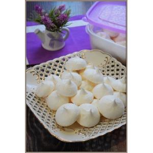 Безе без яиц Аквафаба