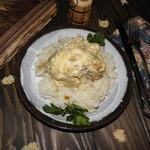 Курица а-ля Шантильи